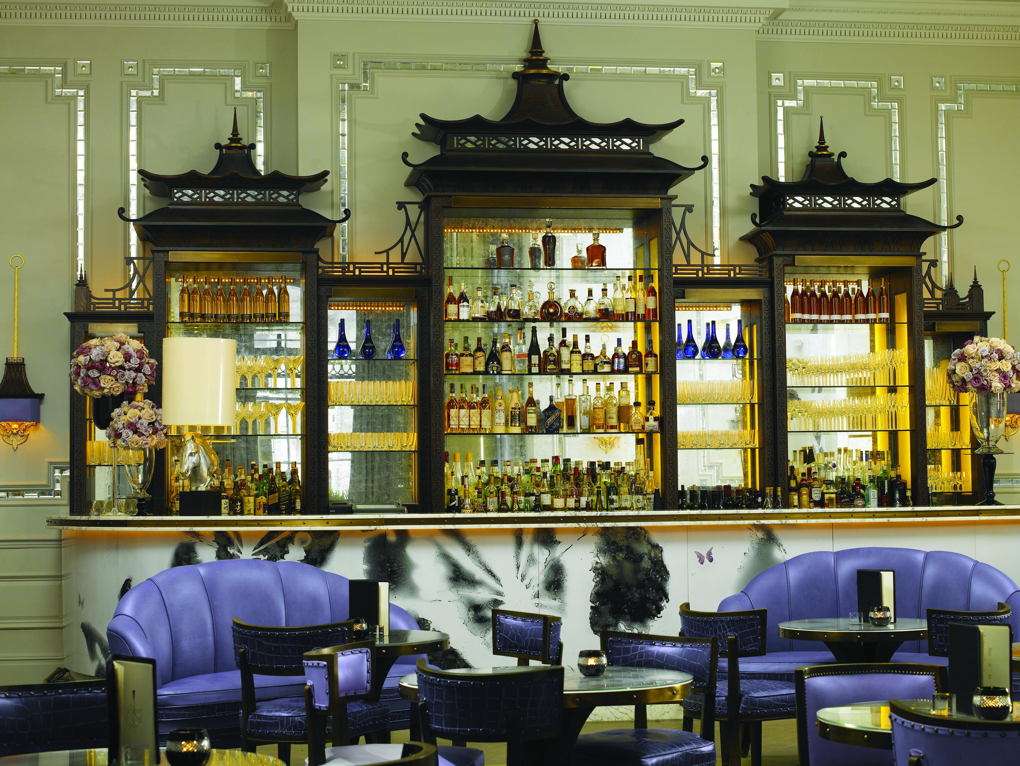 Artesian Bar Langham Hotel London
