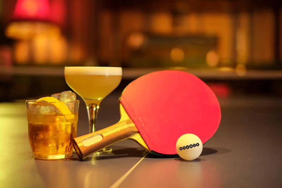 Bounce Ping Pong Holborn