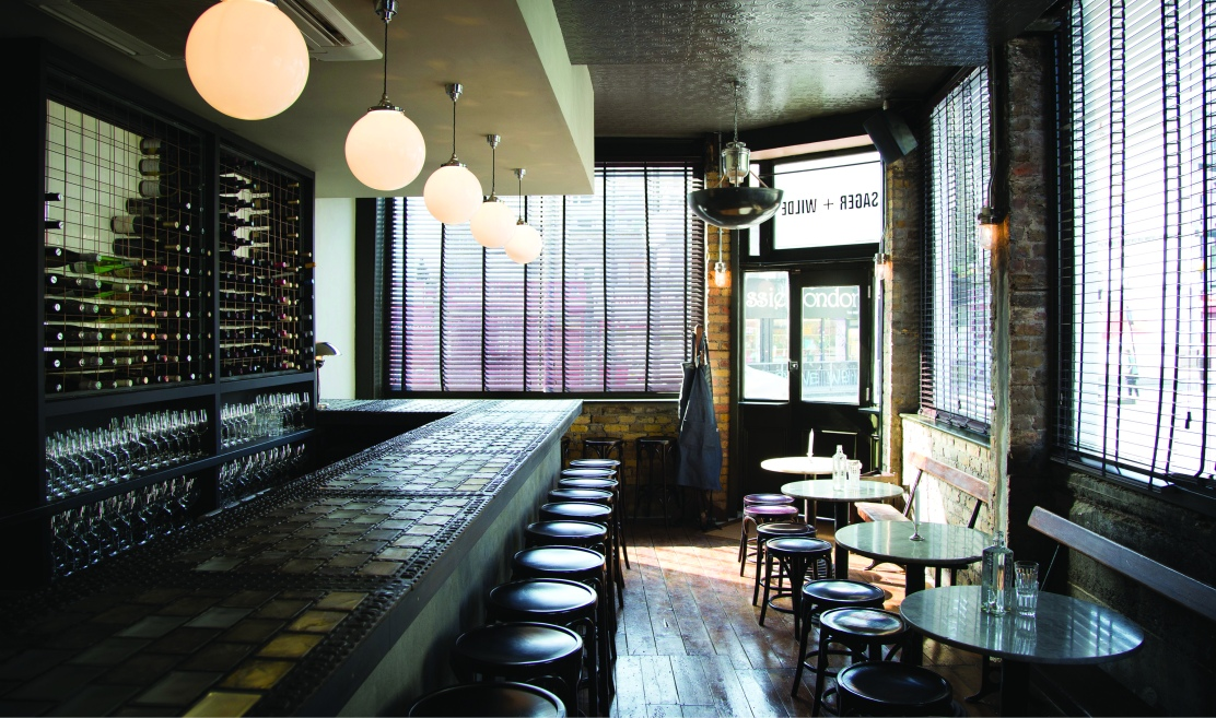 Sager and Wilde wine bar london