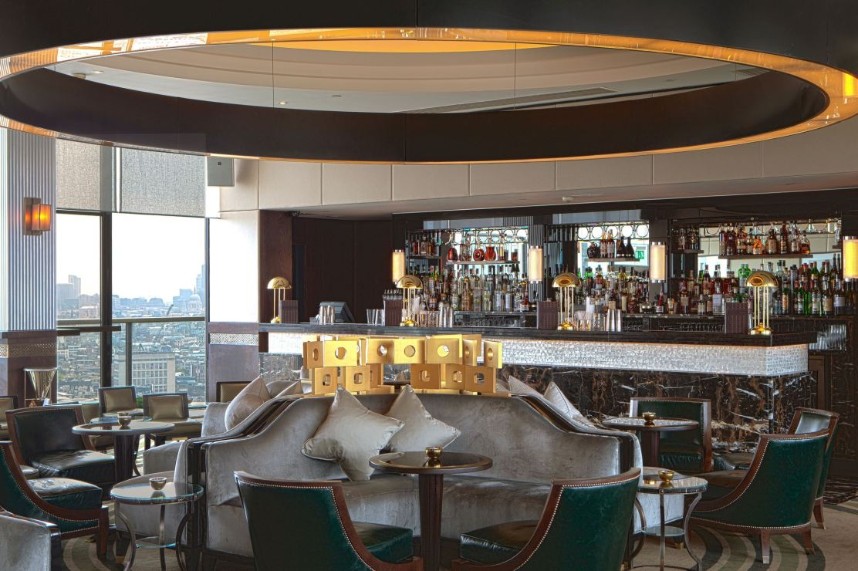 Galvin at Windows bar london