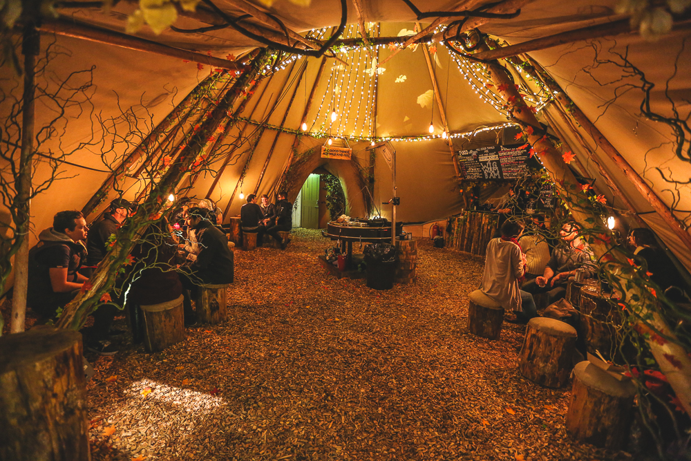 Wigwambam woodlandia queen of hoxton