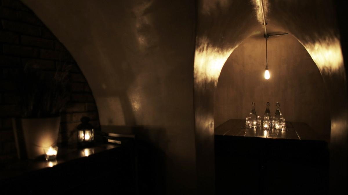 Coal Vaults Soho bar