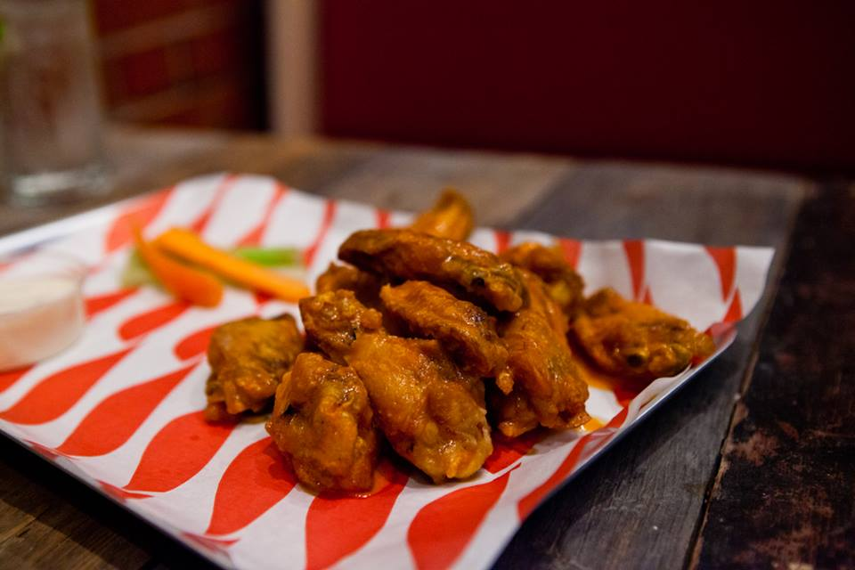 MEATmission wings