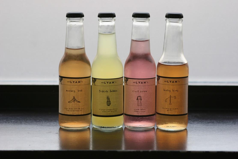 Mr Lyan bottled cocktails