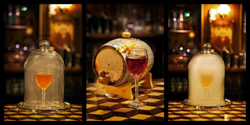 panda and sons edinburgh cocktails