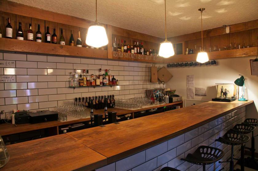 Lucky Liquor Co, Edinburgh