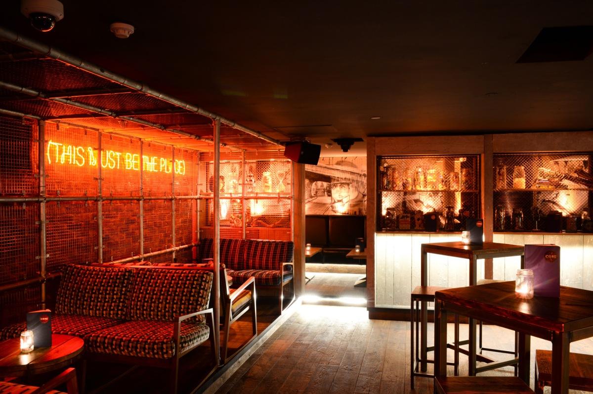 Core Bar City London