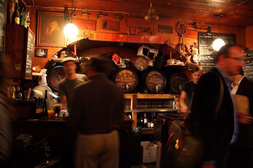 Gordon's Wine Bar 5