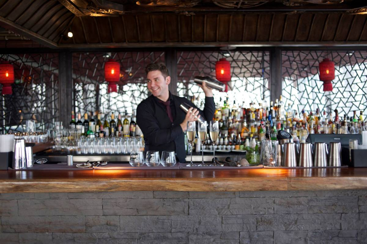 Shanghai Bar Hutong London