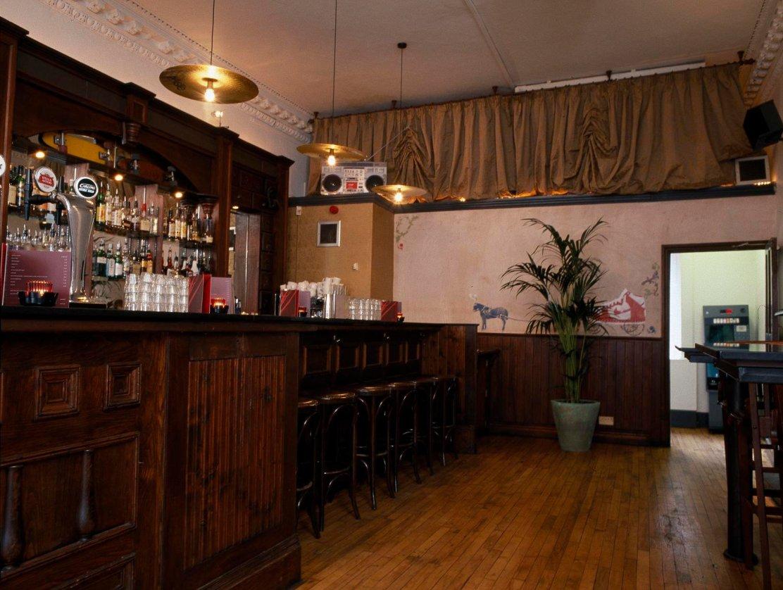 Villager bar Edinburgh