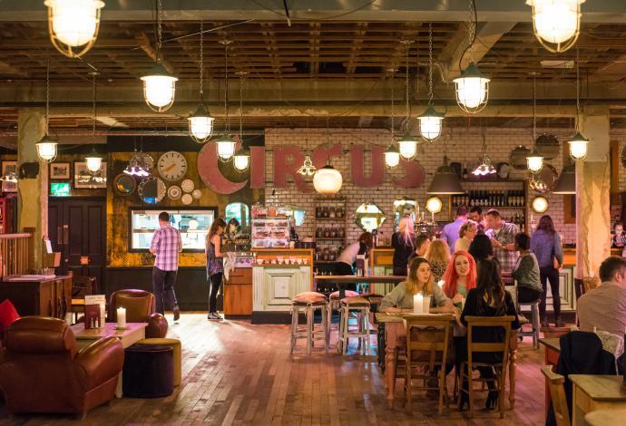 Alcampo Lounge bar Brighton