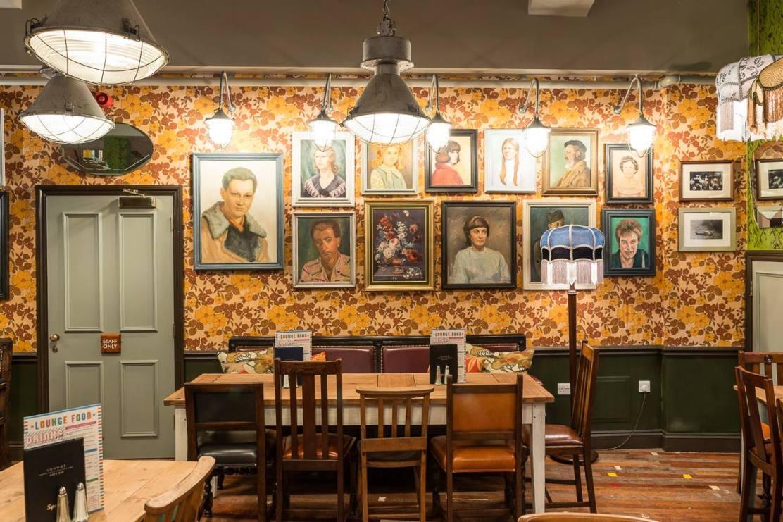 Alcampo Lounge, main room, Brighton