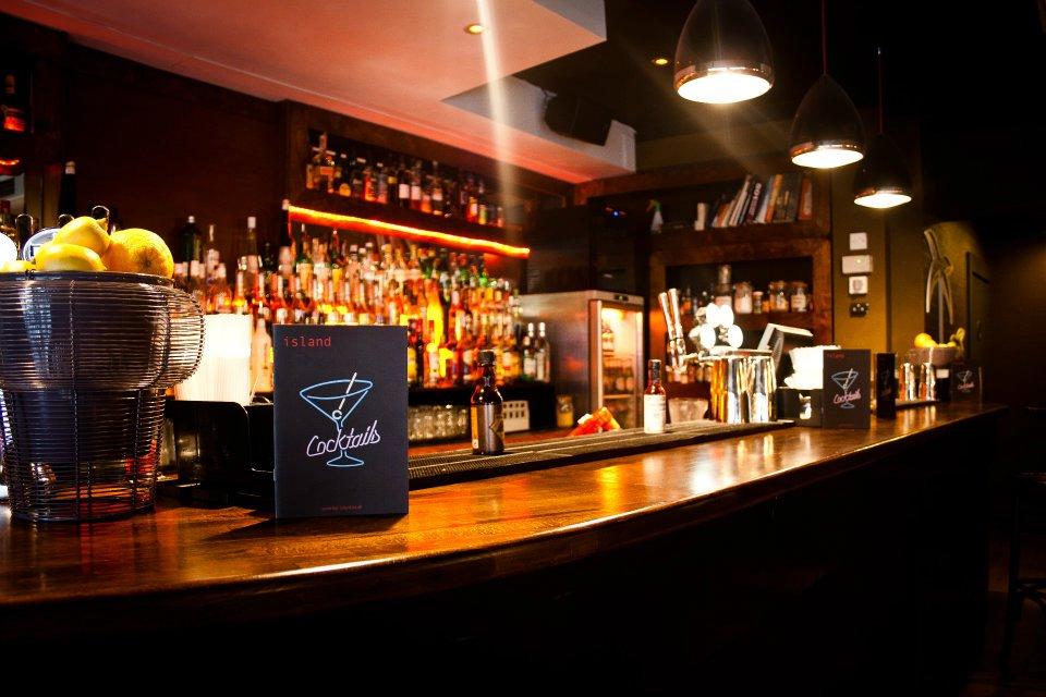 Island Bar Birmingham