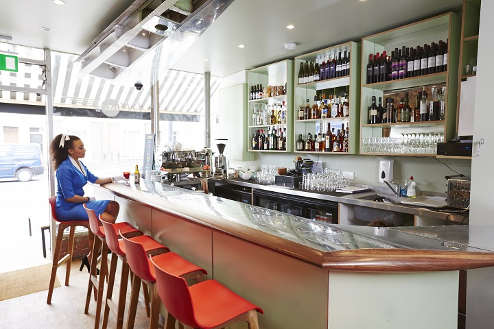 The LP Bar New Cross cocktail bar