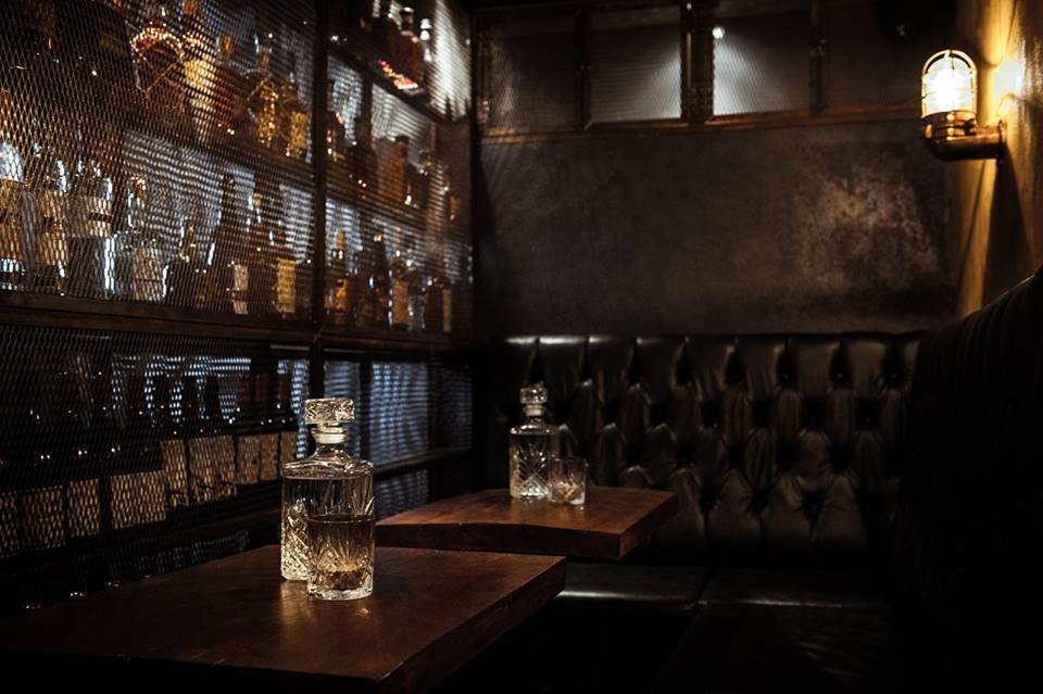 Portside Parlour Bar Shoreditch