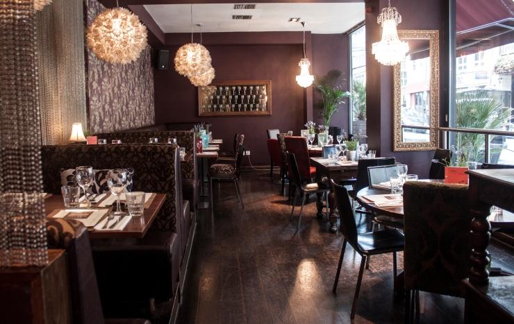 Abbey Bar City London