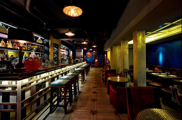 Coya Bar Restaurant
