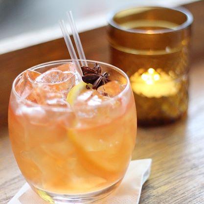 Poco Bristol cocktail