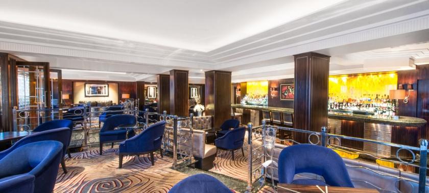 Polo Bar Westbury Hotel Mayfair