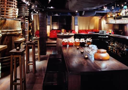 Shochu Lounge Fitzrovia