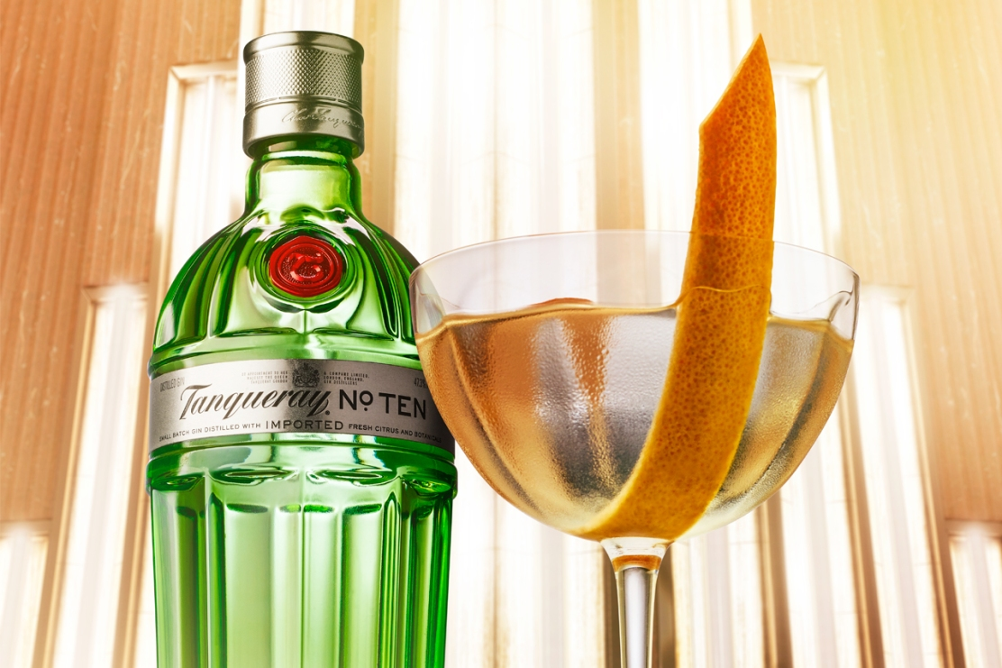 Tanqueray No 10 Diageo World Class House
