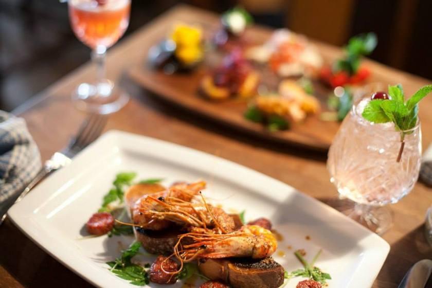 The Bon Vivant Stockbridge Edinburgh food and drink 3