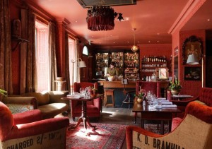 Zetter Townhouse lounge