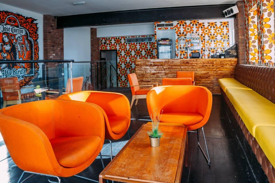 Alfie Birds Birmingham Libby's Lounge