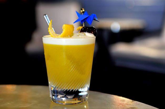 Blue Bar at The Berkeley cocktail