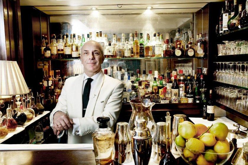 Dukes Bar London Alessandro