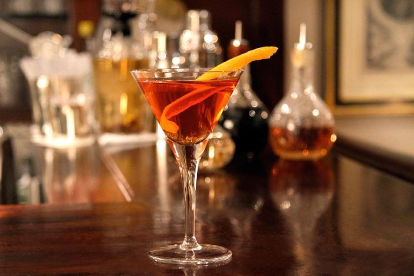 Dukes Bar London cocktail