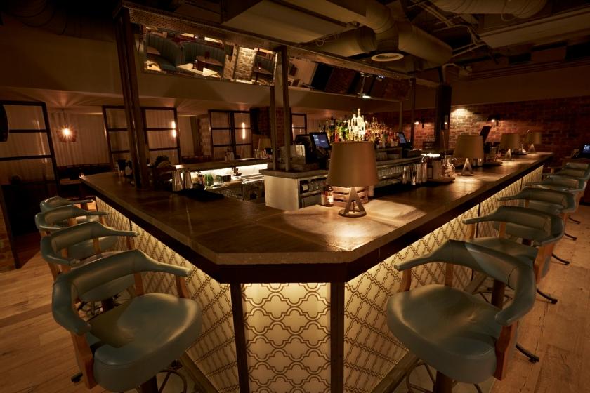Forge London bar