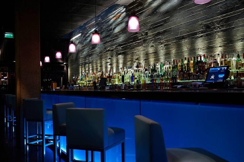 Ling Ling Hakkasan bar