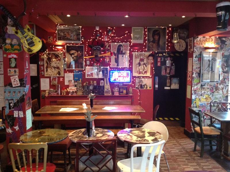 Lord Nelson Pub Southwark