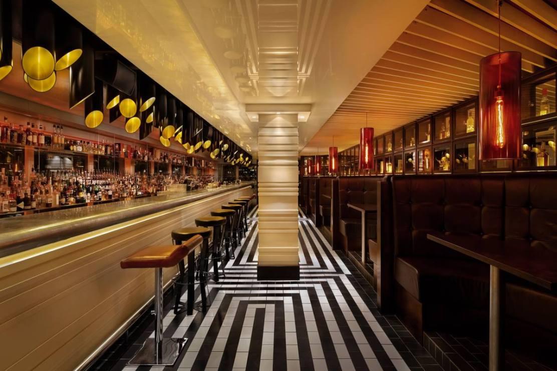 Manchester House bar