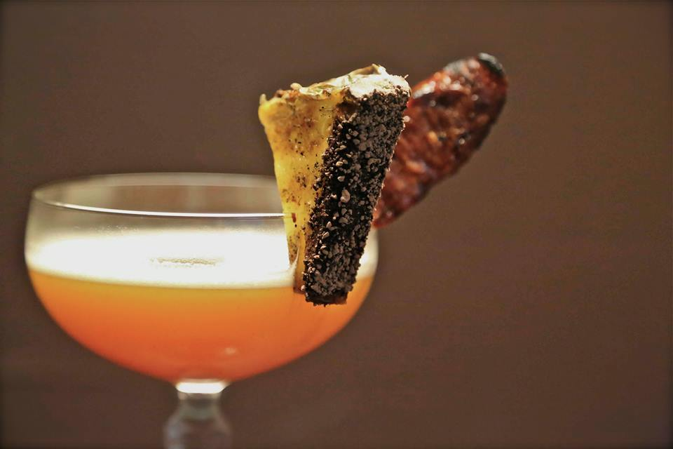 Meat Bar Glasgow La Fiera chorizo infused Kraken rum