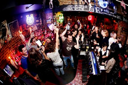 The UK's 15 Best Bars for Debauchery