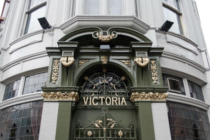 The Victoria Birmingham exterior