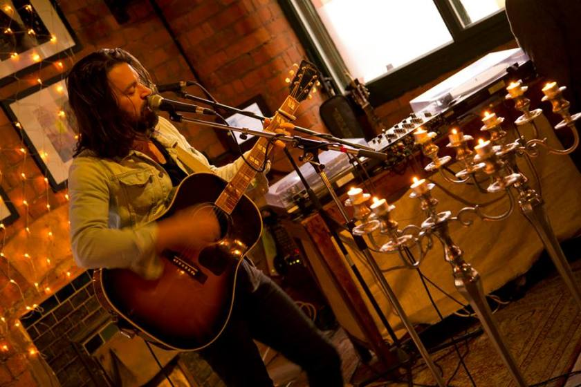 The Whiskey Jar Manchester music Lucas Smith