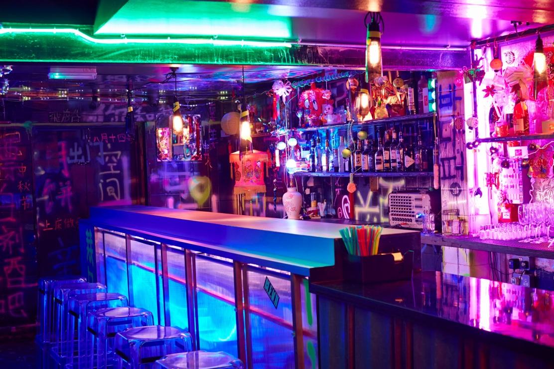 BLEACH Bar Dalston