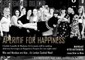 LCW Femmes du Bar at Happiness Forgets