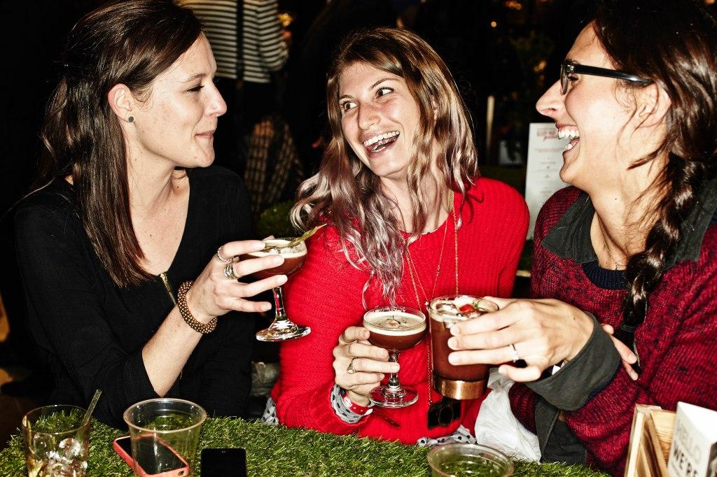 London Cocktail Week drinkers 2