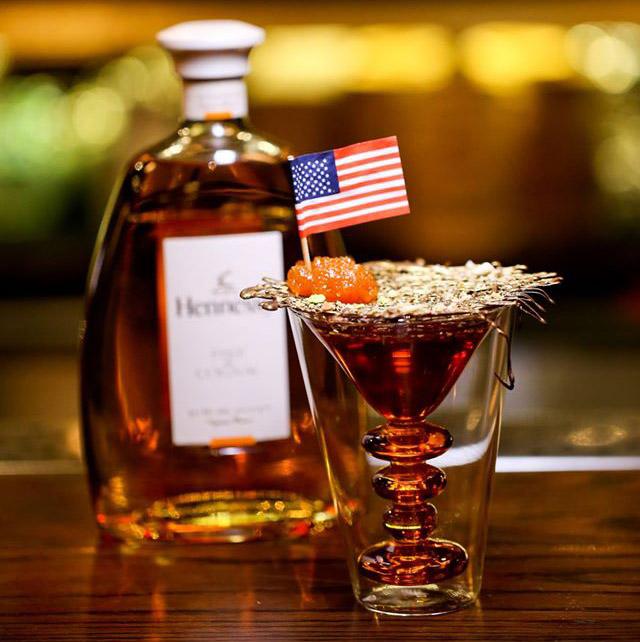 Nightjar Hennessy cocktail