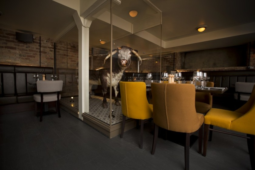 Rare Leeds restaurant bar