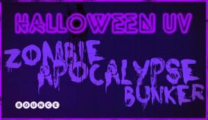 Bounce Zombie Apocalypse bunker