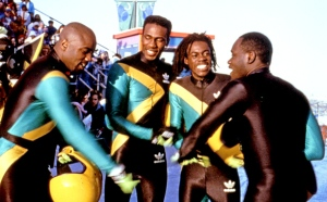 Cool Runnings On The Ice