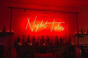 NIght Tales pop-up