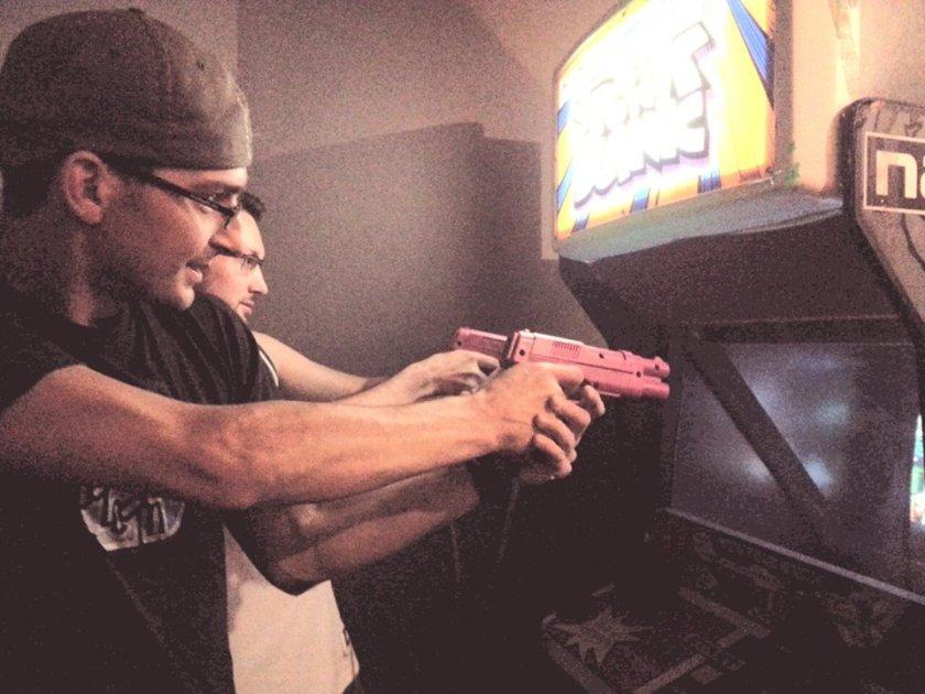 Pimp Shuei arcade game