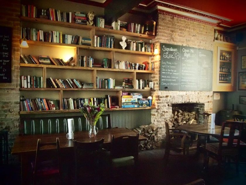Signalman Brighton pub