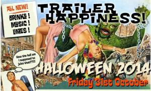 Trailer Happiness Halloween